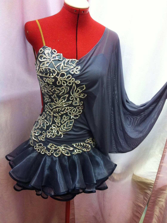Платье Латина Для Бальных Танцев Купить